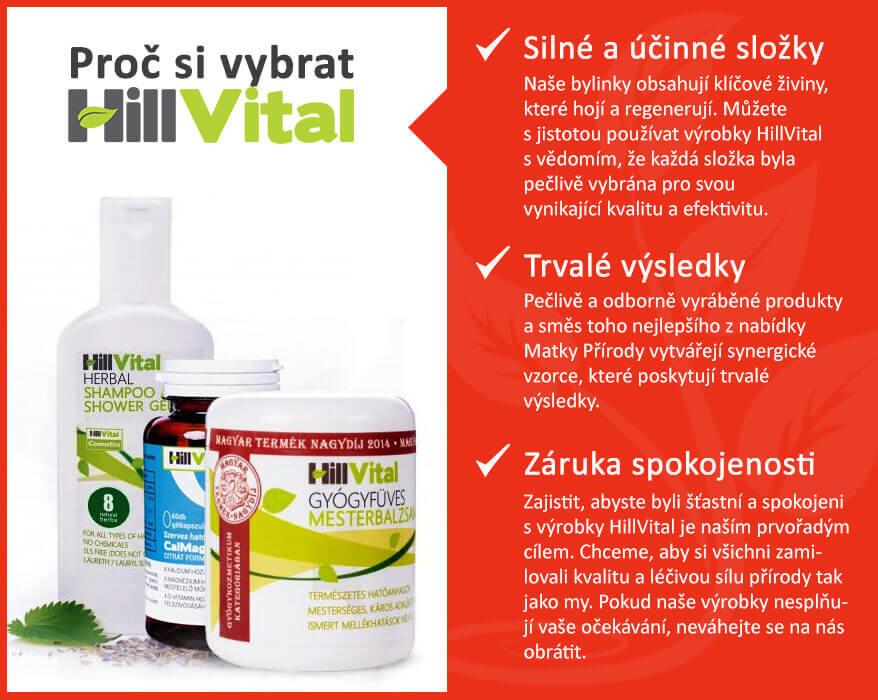 HillVital | Salikort balzám - mast na bolest svalů 250 ml