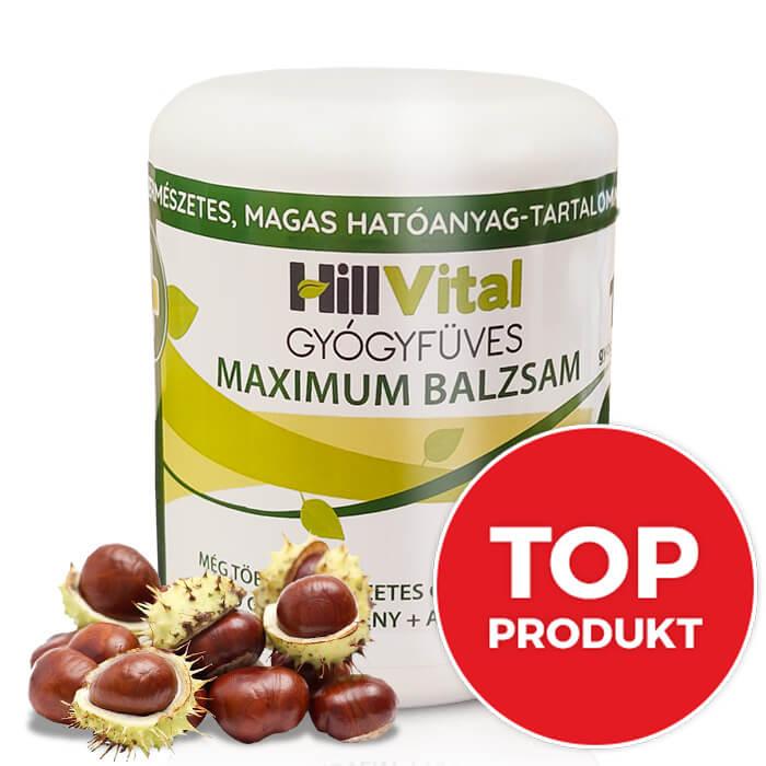 HillVital | Maximum mast na bolesti kyčlí a kyčelního kloubu 250 ml