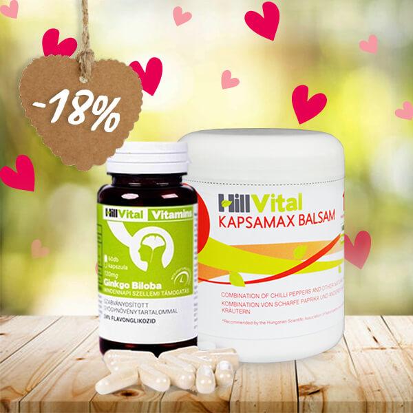 HillVital | Balíček na studené nohy a ruce 400g