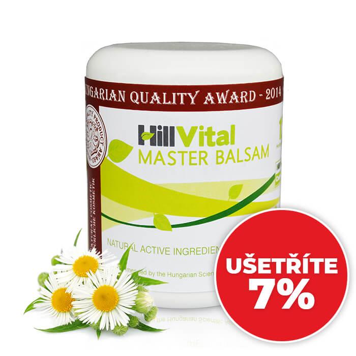 HillVital | Krém na ischias Master balzám 250 ml