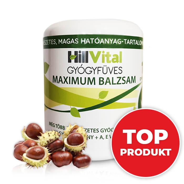 HillVital   Na bolest při neuropatii - Maximum balzám 250 ml