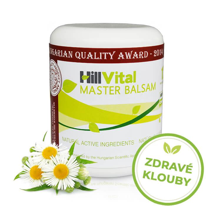 HillVital | Mast na bolest kloubů - Master balzám - 250 ml