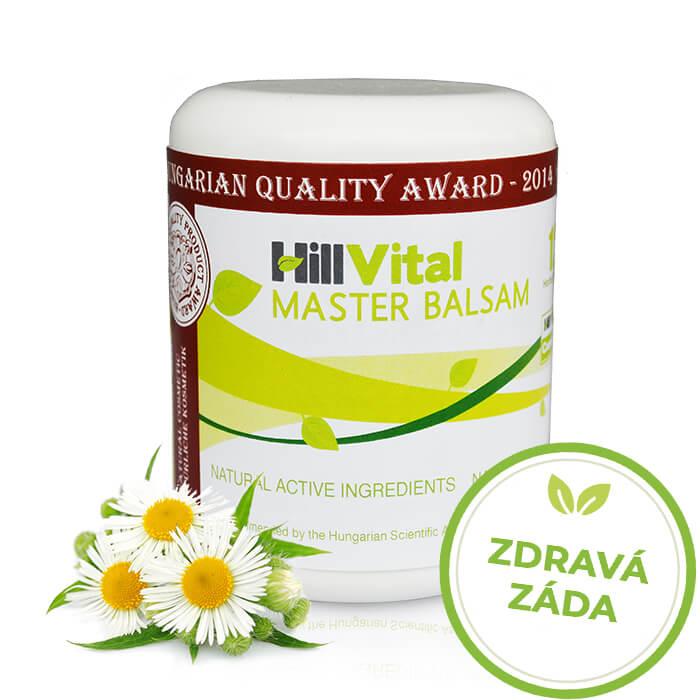 HillVital | Mast na bolest zad - Master balzám 250 ml