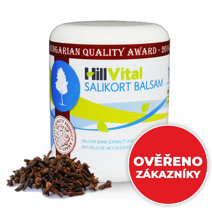 HillVital | Salikort balzám - zánět šlach, svalů a kloubů 250 ml