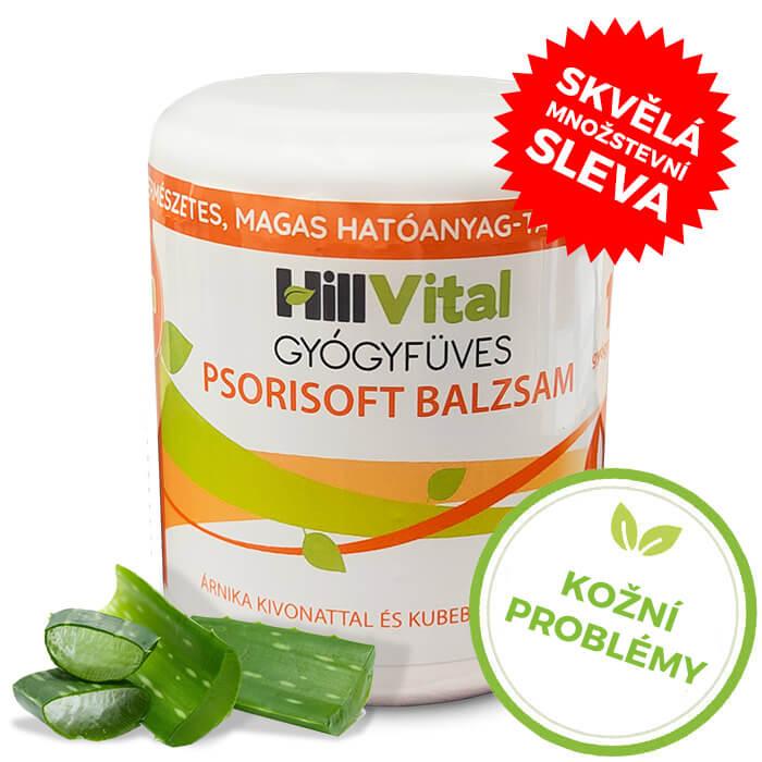 HillVital | Mast na kožní nemoci - Psorisoft 250 ml