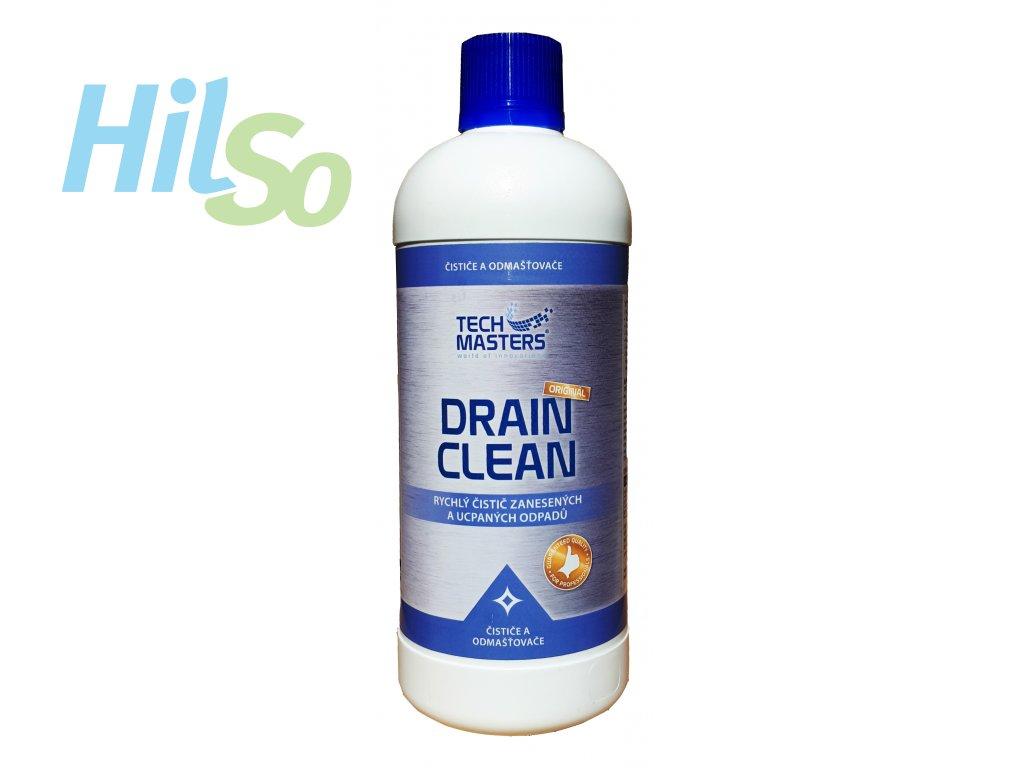 Drain Clean, k odstraňování usazenin a čištění potrubí