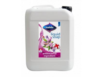 0001935 Isolda tekute mydlo s antibakterialni prisadou 5l