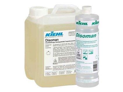 Disoman pro ekologické profesionální ruční mytí nádobí