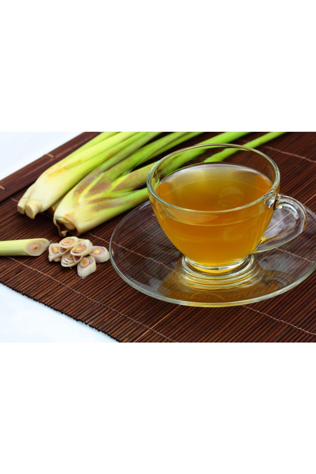 Bylinný čaj Citronová tráva