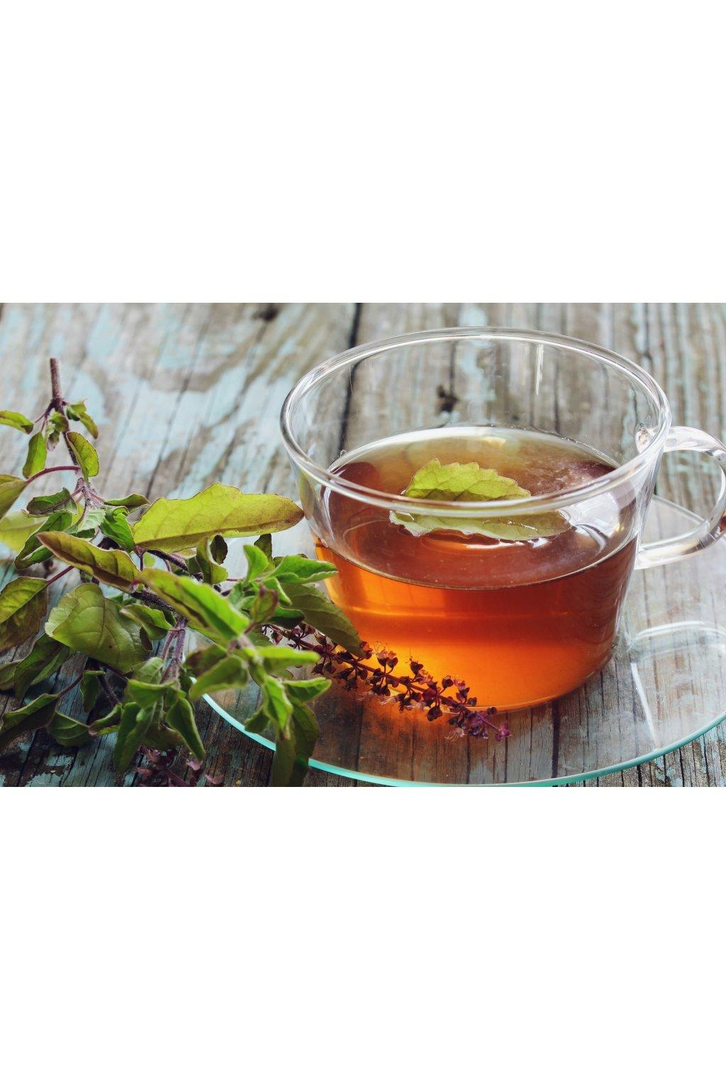 Bylinný čaj Tulsi
