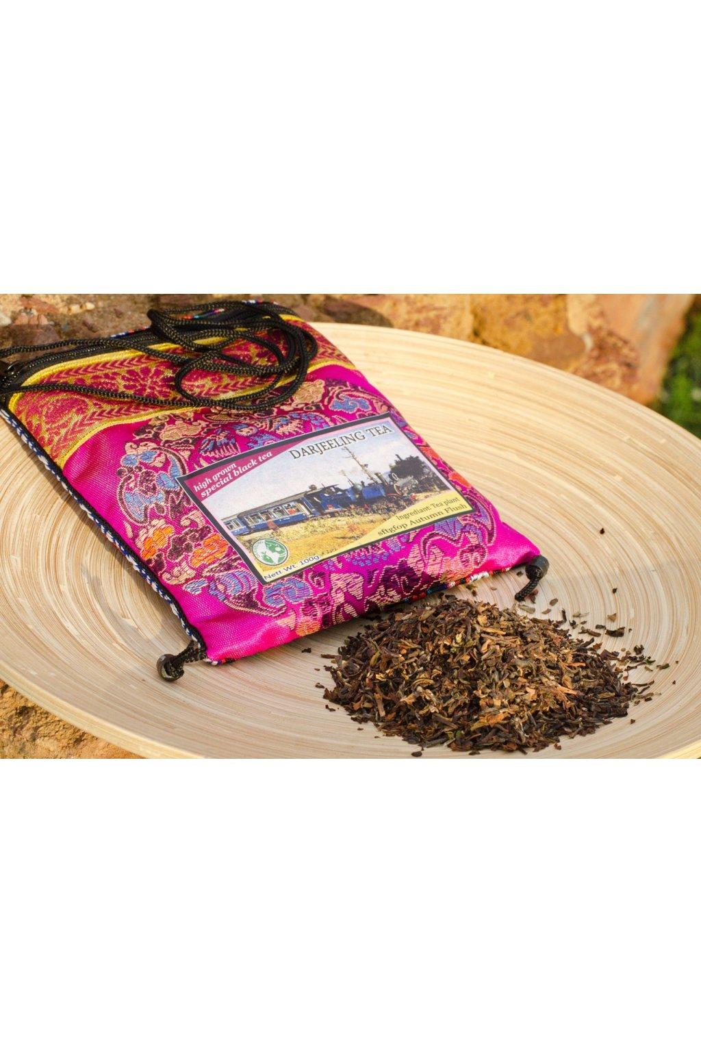 Černý čaj Darjeeling - Autum flush