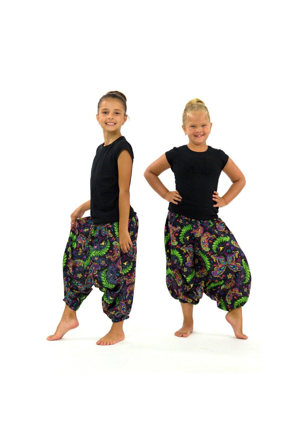 Dětské kalhoty-šaty-top 3v1 - Priva