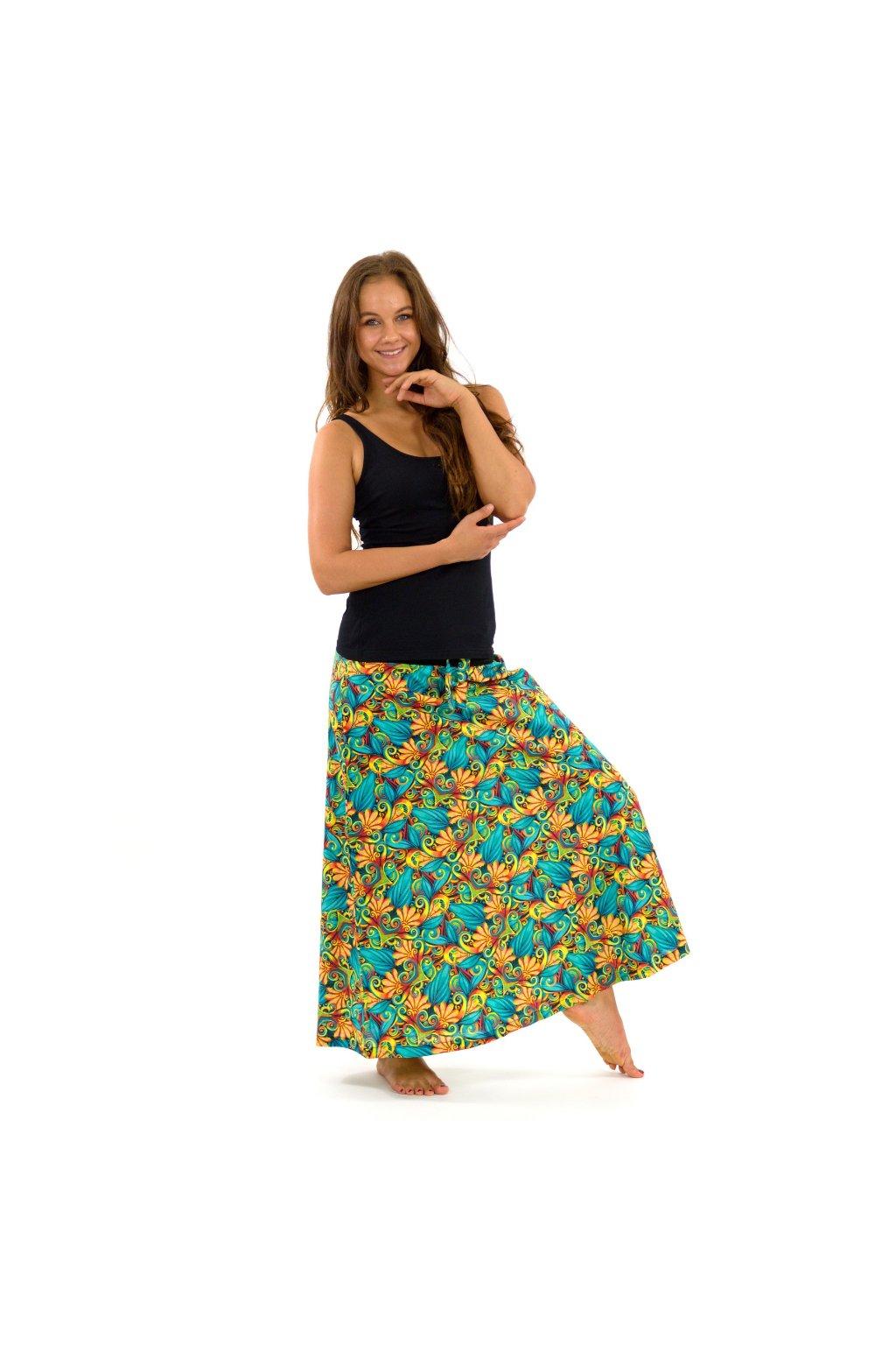 Dlouhá sukně Rula