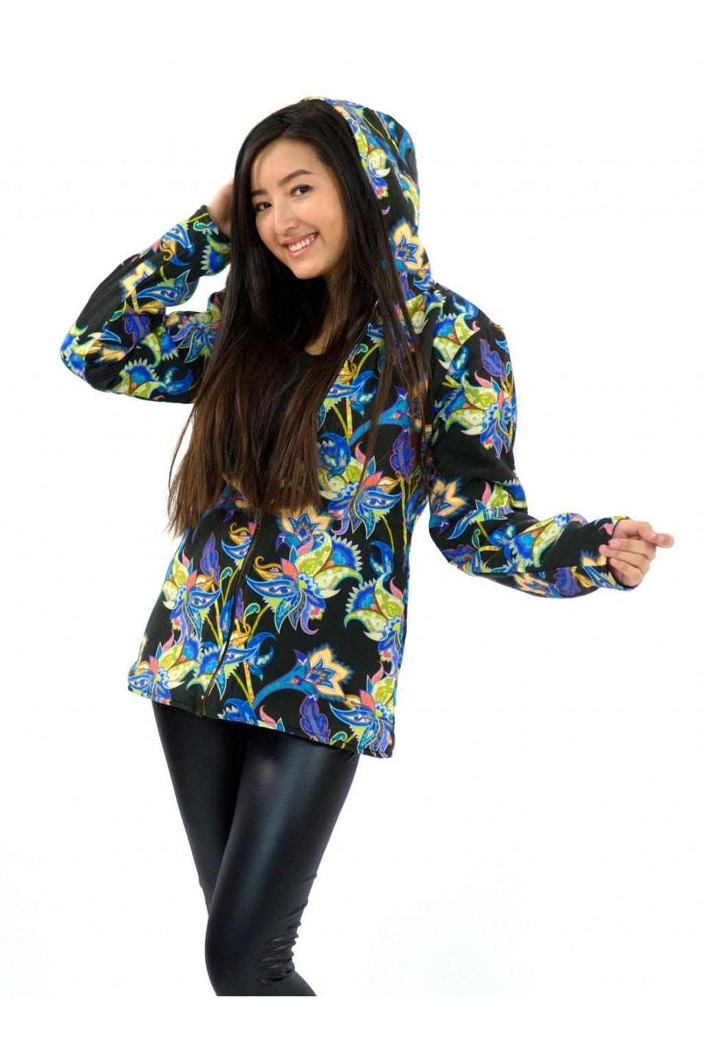 Podzimní/zimní kabát Rupa - krátký