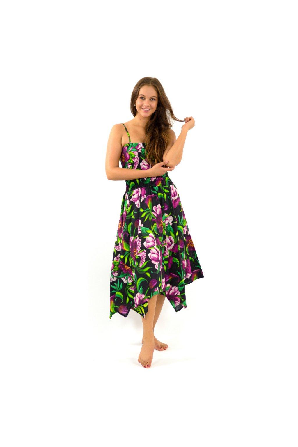 Šaty-sukně 2v1 Dawa - Nara