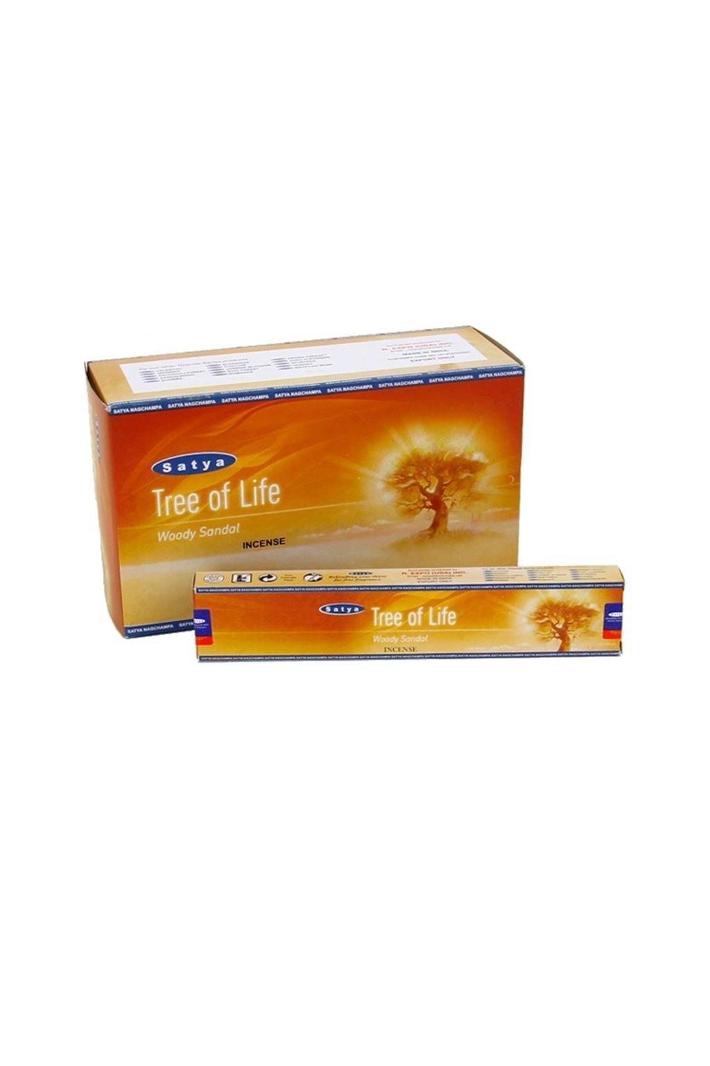 Vonné tyčinky Satya Tree of Life