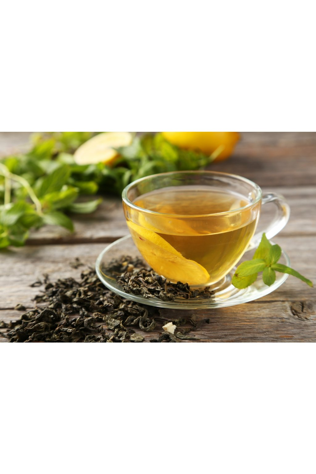 Zelený čaj z Nepálu Green Tea