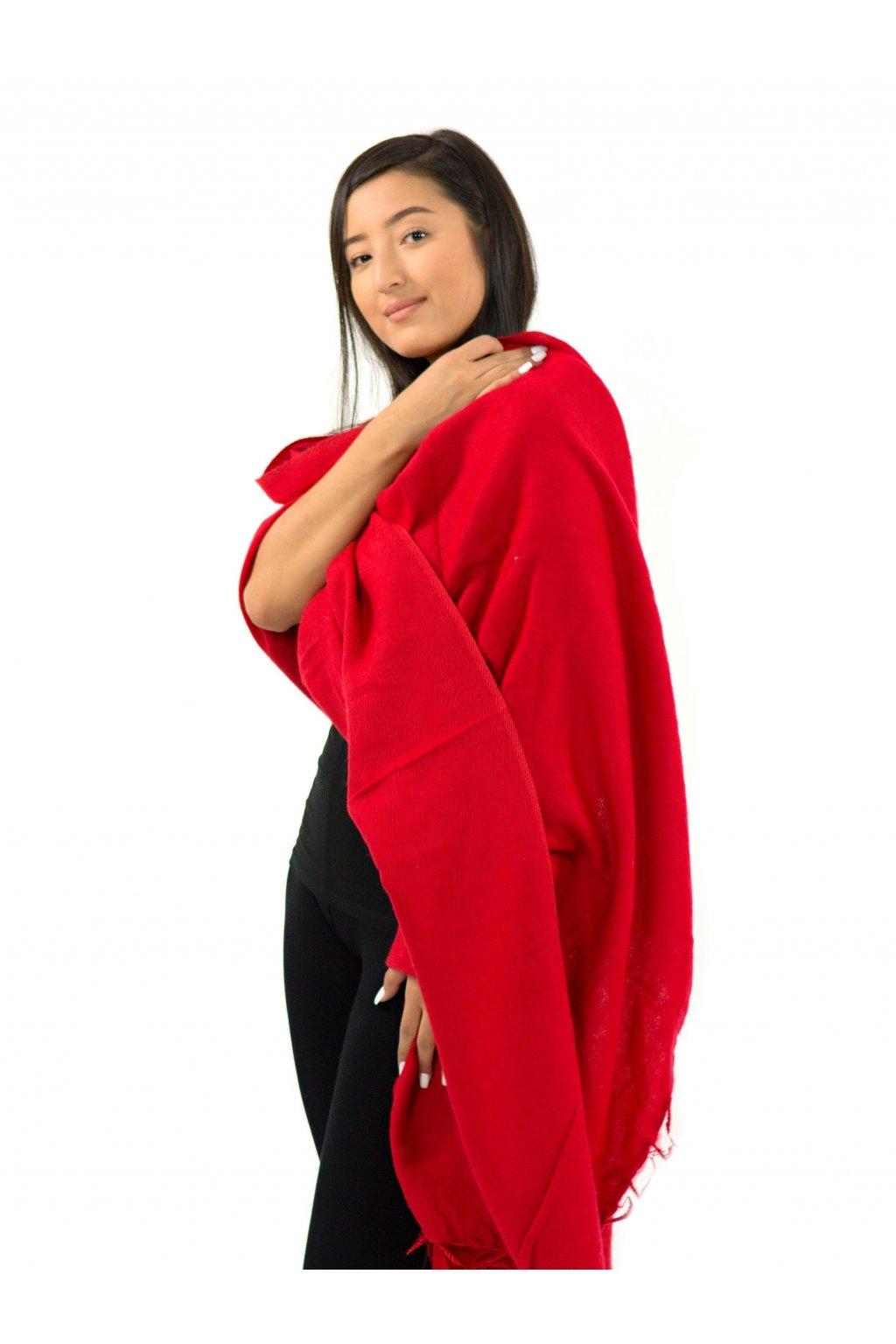 Deka/pléd Yak wool Nepal 31