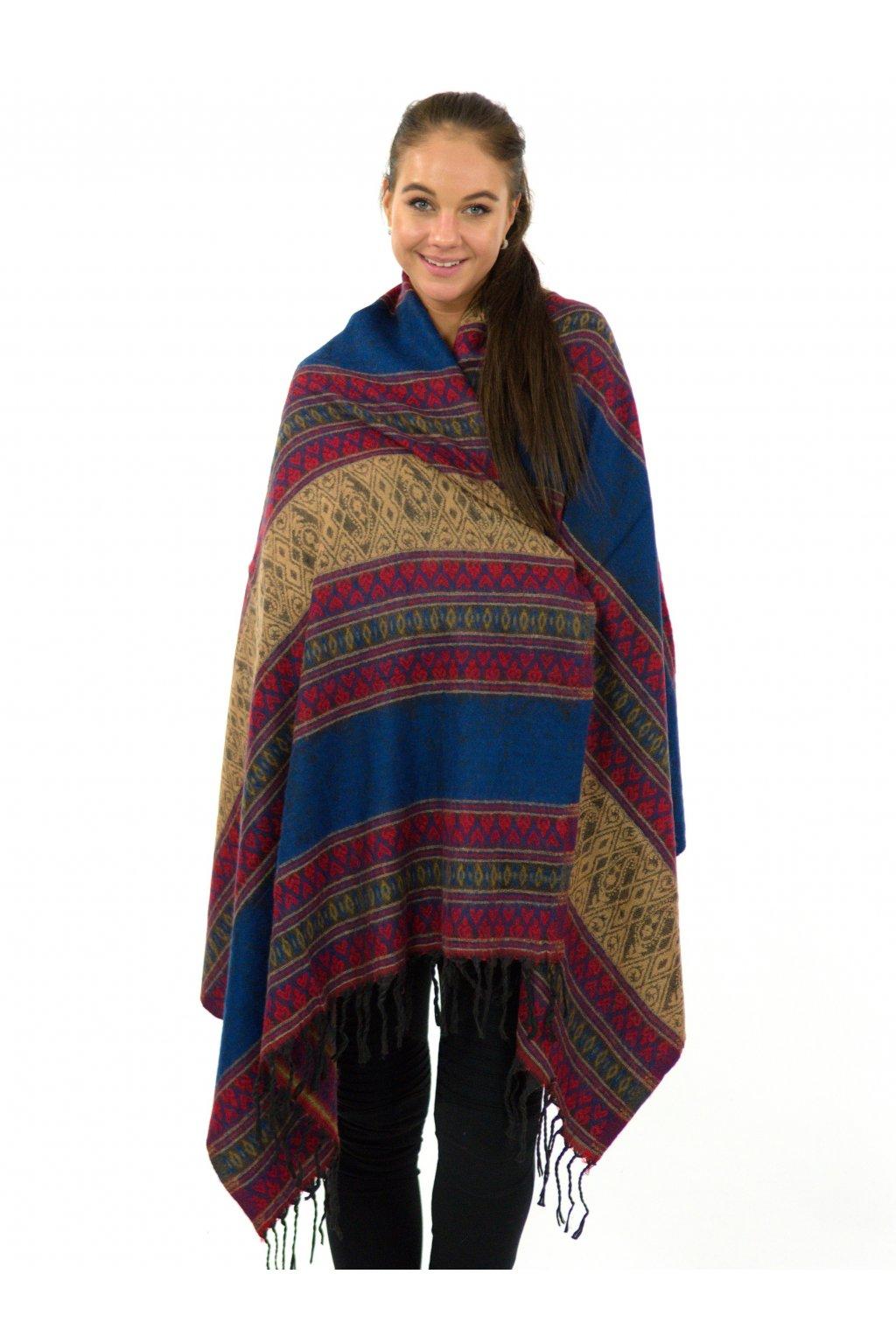 Tibetská deka 20