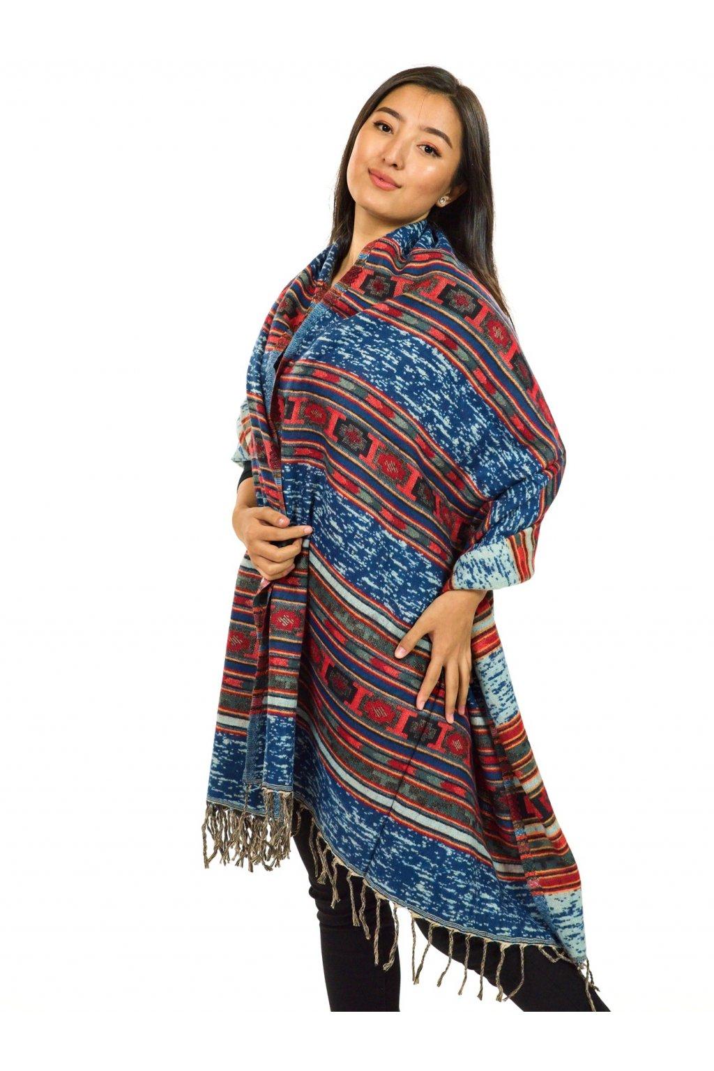 Tibetská deka 32