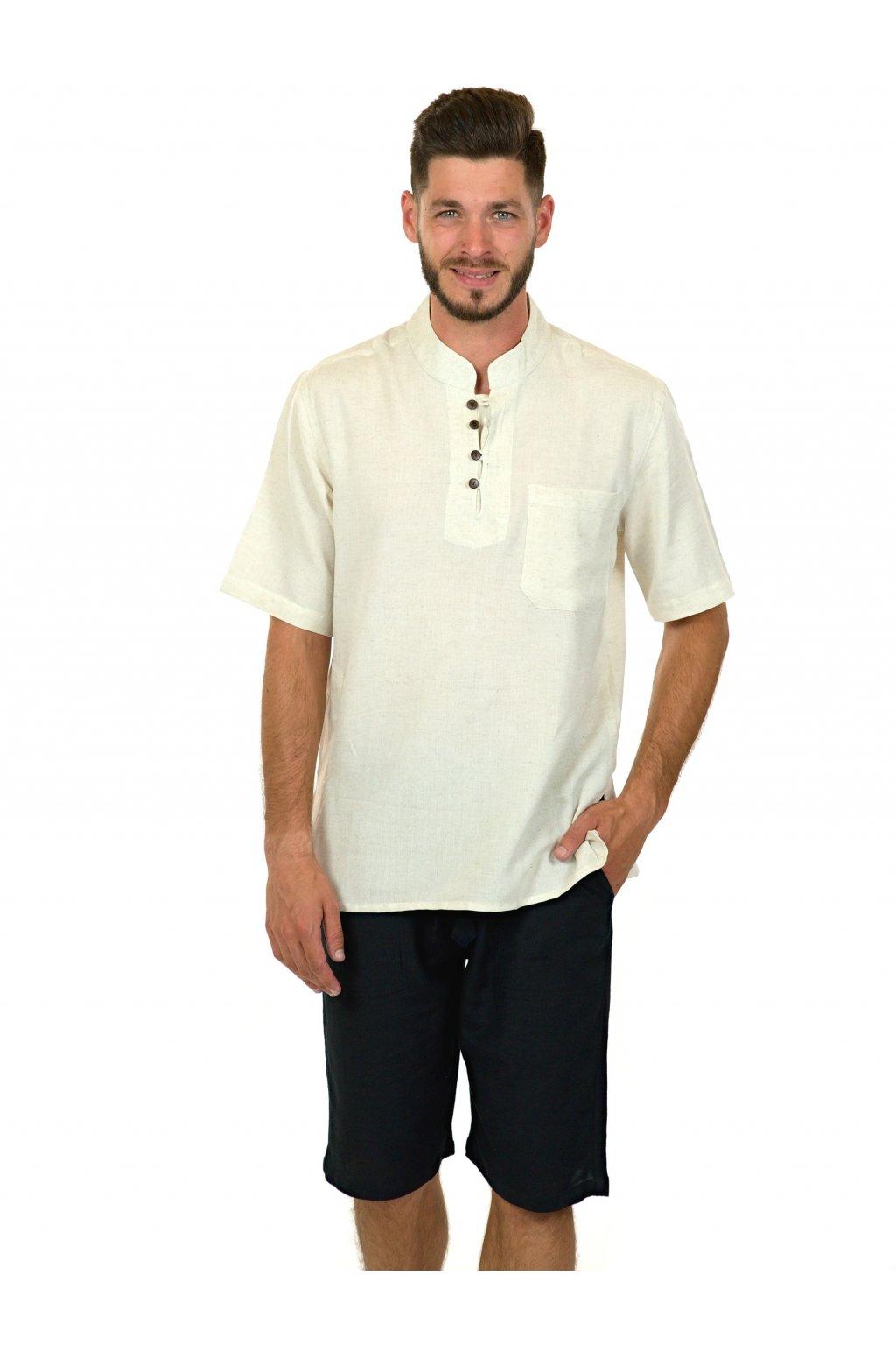 Pánská košile Kahuna - béžová