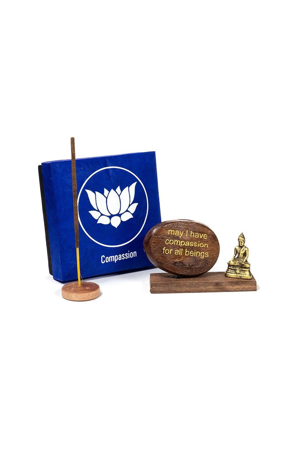 Dárková meditační krabička Soucit