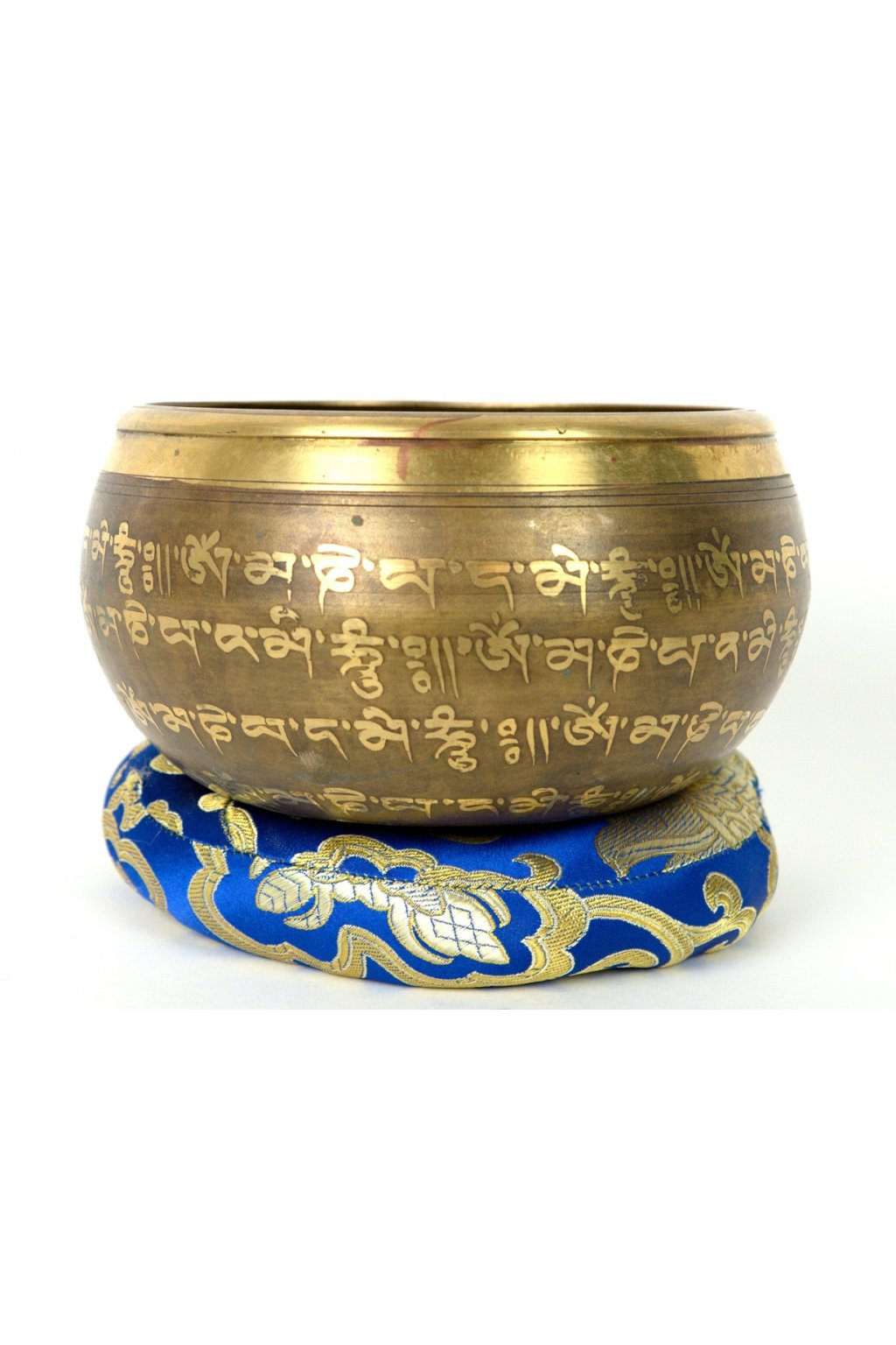 Tibetská zpívající mísa 865 gr - odlévaná