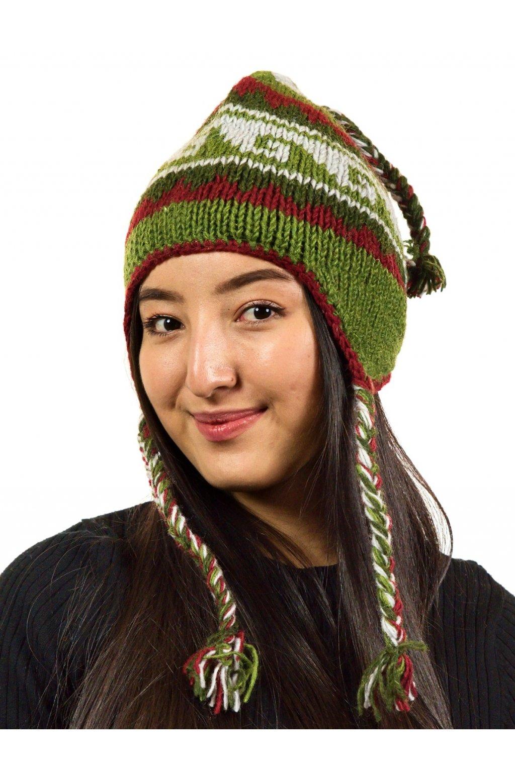 Pletená čepice Everest 3