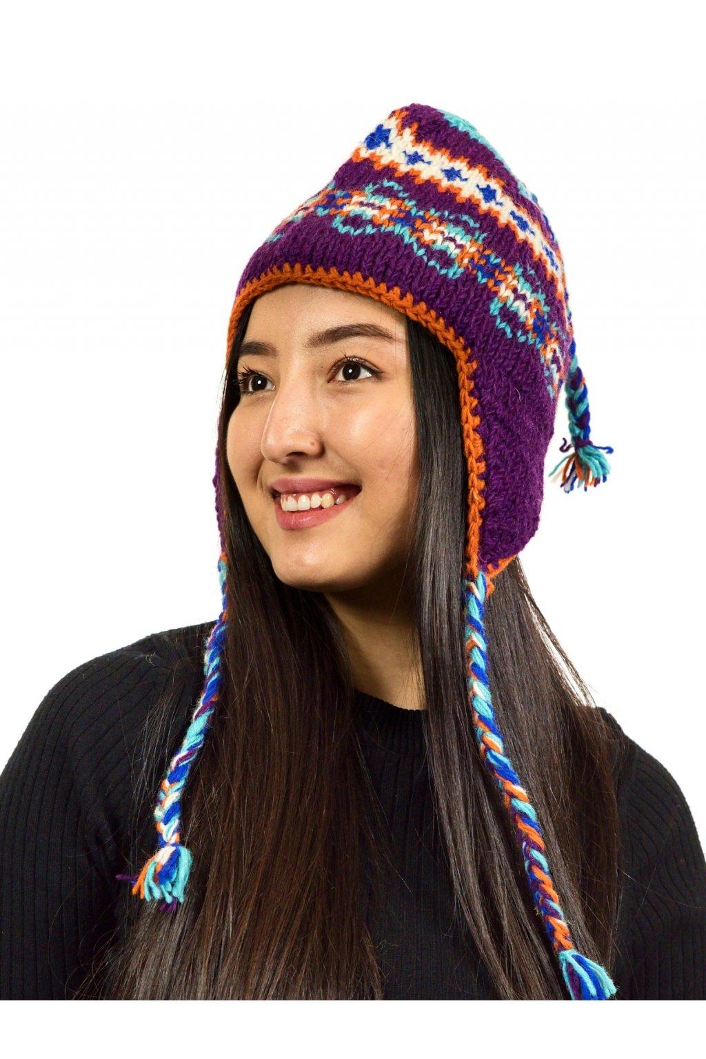 Pletená čepice Everest 4