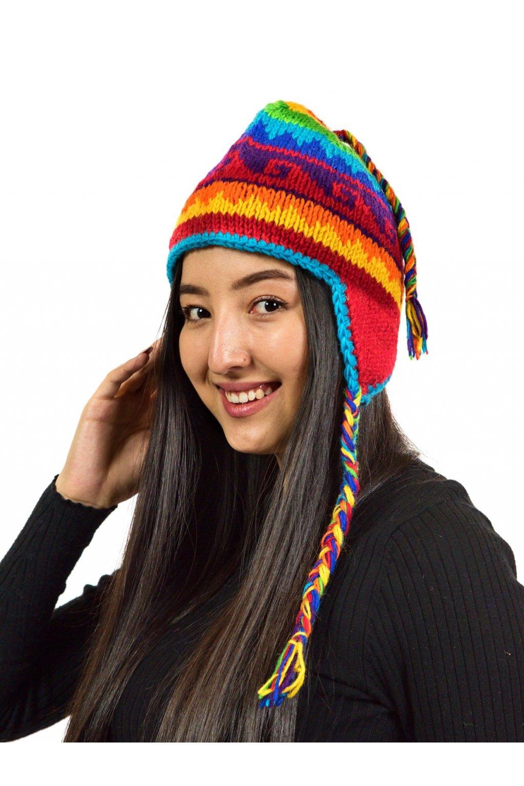 Pletená čepice Everest 5