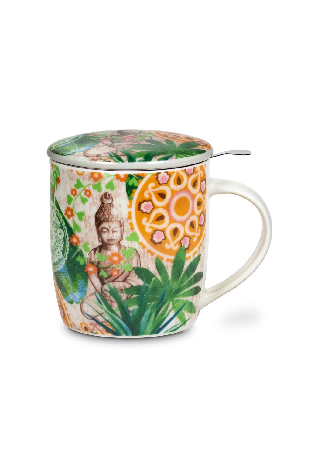 Čajový set Buddha