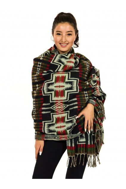 Tibetská deka 61