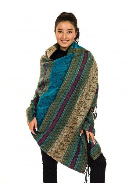 Tibetská deka 62