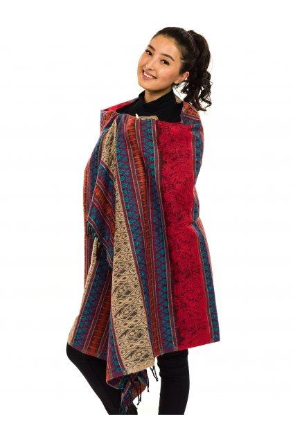 Tibetská deka 63