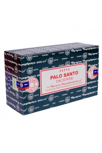 Vonné tyčinky Satya - Palo Santo