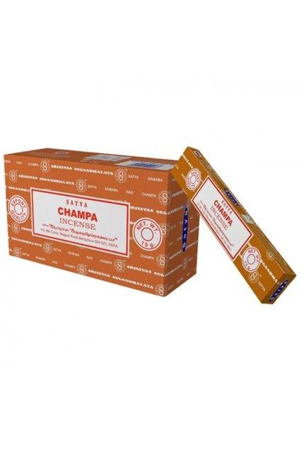 Vonné tyčinky Satya - Champa