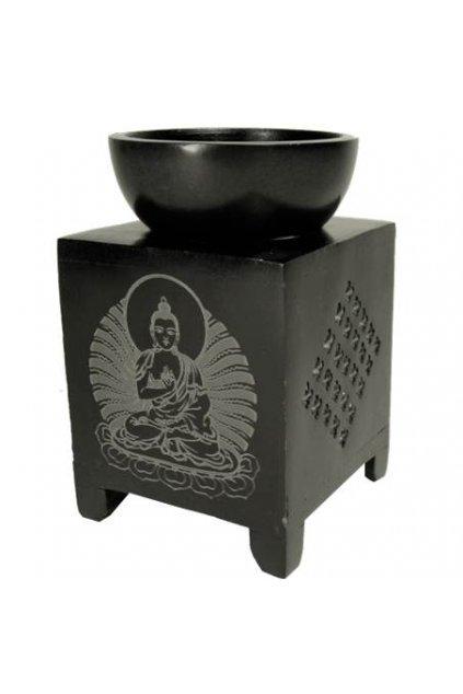 Aromalampa Buddha - kámen