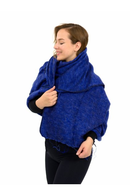 Hřejivá šála Yak wool 1