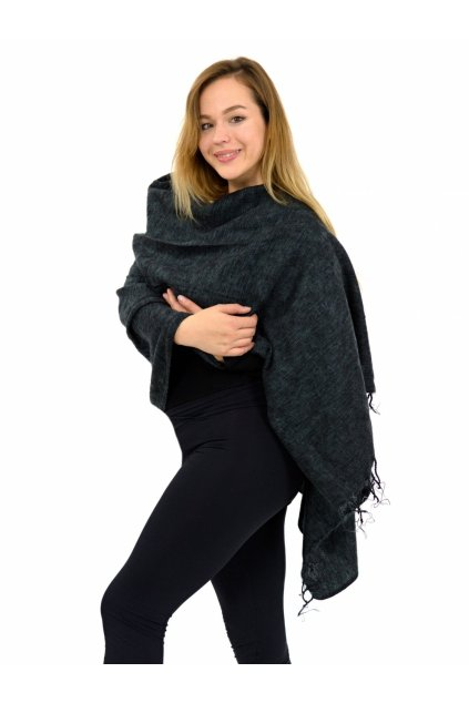 Hřejivá šála Yak wool 26