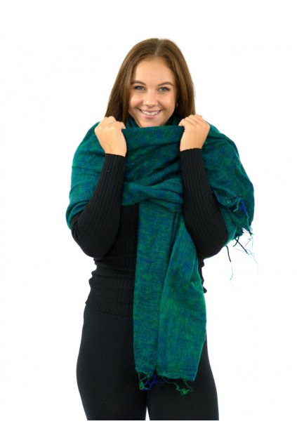 Hřejivá šála Yak wool 58