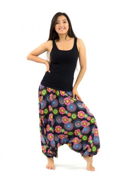 Kalhoty-šaty-top 3v1 - Kalika
