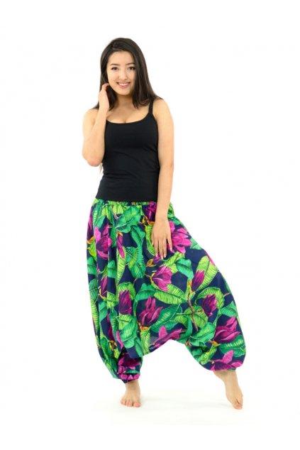 Kalhoty-šaty-top 3v1 - Magnólie