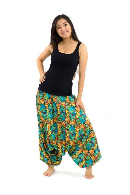 Kalhoty-šaty-top 3v1 - Rula