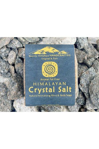 Ručně vyrobené mýdlo z Nepálu - Himalájská sůl