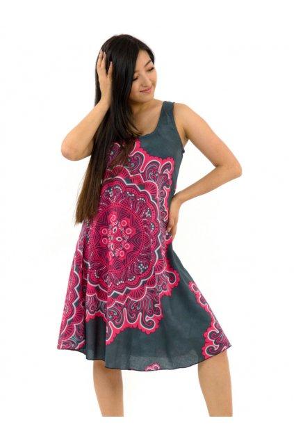 Šaty Ava Sun - růžové