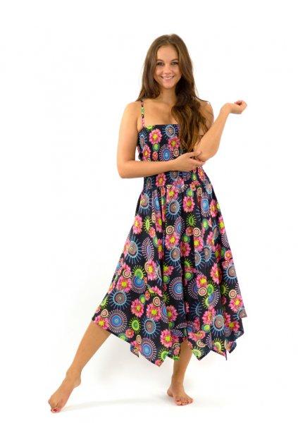 Šaty-sukně 2v1 Dawa - Kalika