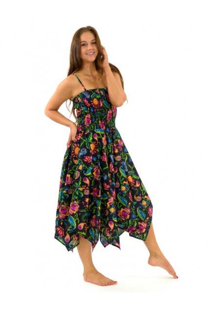 Šaty-sukně 2v1 Dawa - Meda