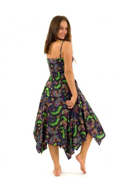 Šaty-sukně 2v1 Dawa - Priva