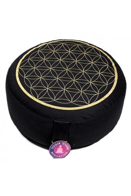 Meditační polštář květ života
