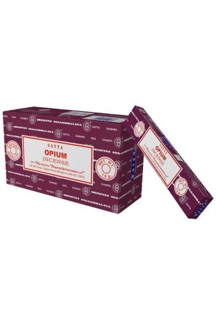vonne tycinky opium